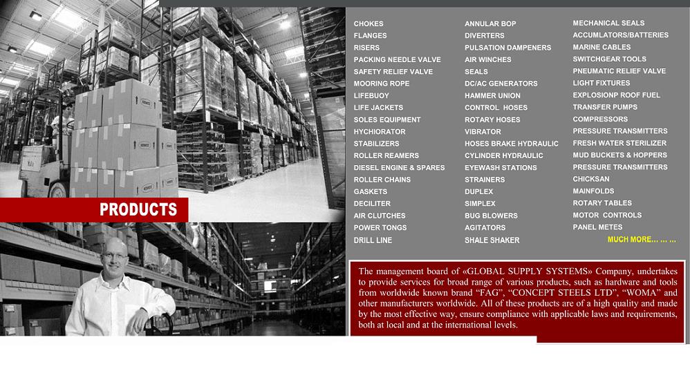 Global Supply Systems LLC |